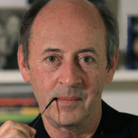 Billy Collins Portrait